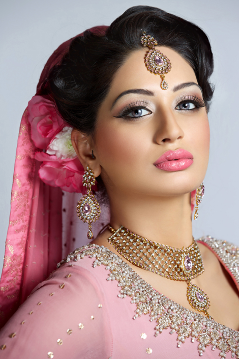 Asian Bridal Makeup Artist Luton