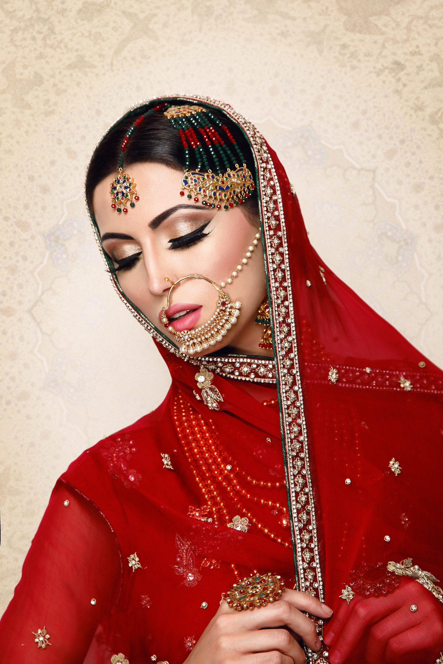 Asian Bridal Makeup Artist London