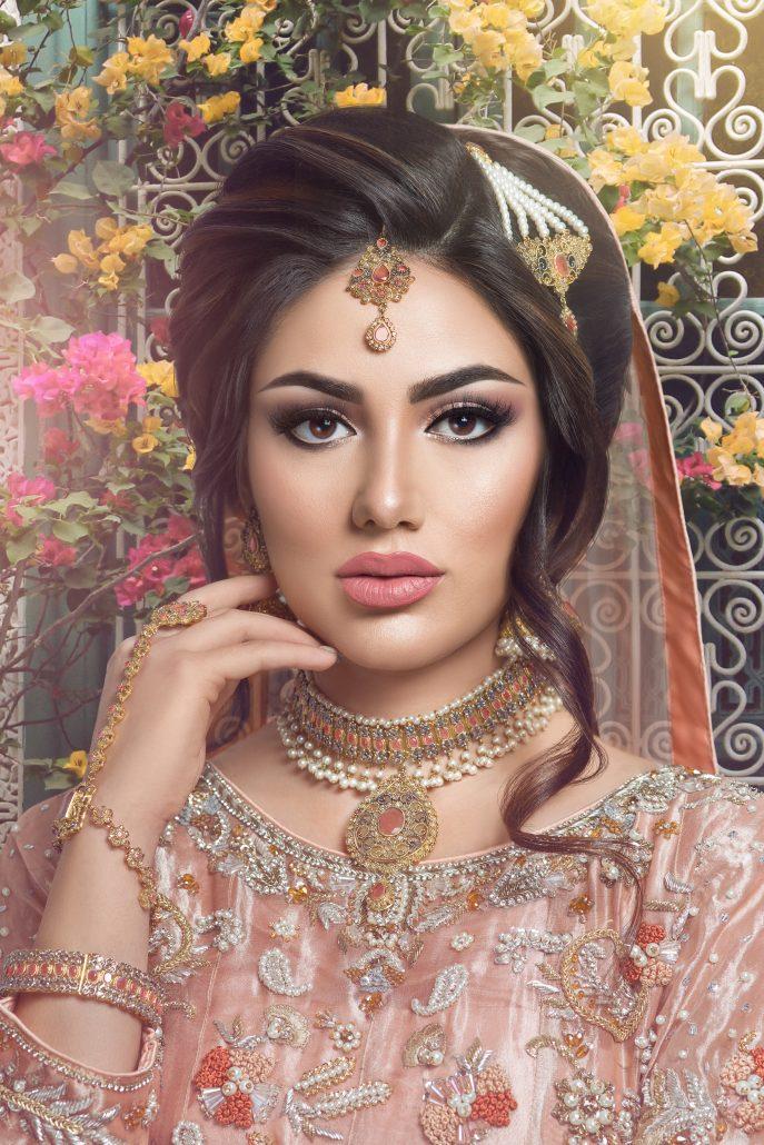 Mehwish Almas - Asian Bridal Makeup Artist London - Training Academy