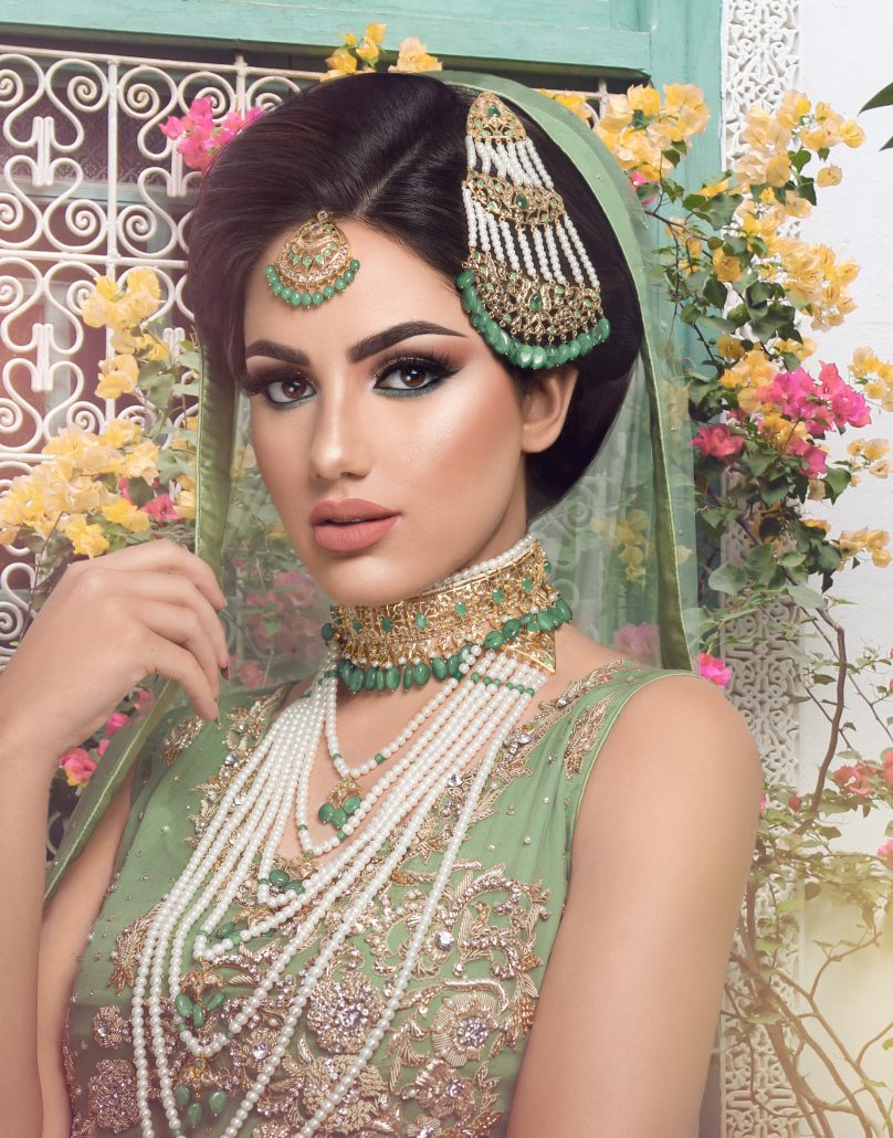 mehwish almas hair & makeup| bridal makeup gallery| wedding